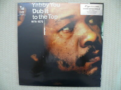 Yabby You  Dub It To The Top 1976-1979 Simply Vinyl 2002 SVLP 385 ARCHIVE SEALED