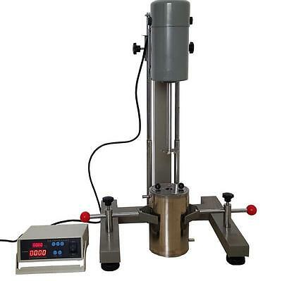 FS-400D Lab Digital Display High-speed Disperser Homogenizer Mixer 400W 220V s