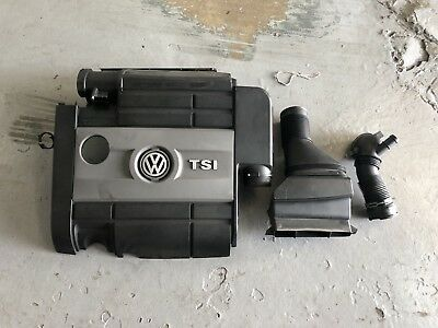 Vw Golf R Gti R Line Tsi Engine Cover - Air Filter - Induction Kit 2009-2012
