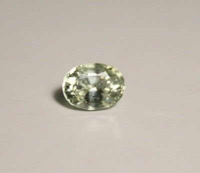 1.13ct Yellow Burmese Chrysoberyl - Beautiful Custom Cut Gem