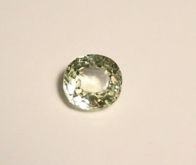 1.1ct Yellow Burmese Chrysoberyl - Beautiful Custom Cushion Cut Gem