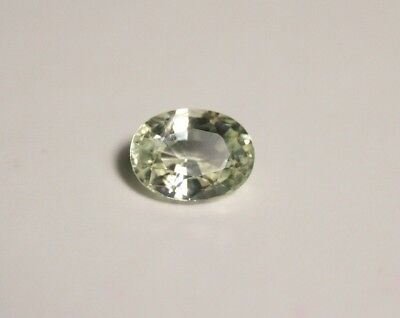 1.3ct Yellow Burmese Chrysoberyl - Beautiful Custom Cut Gem