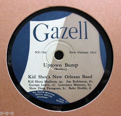 Nice Price: Kid Shot's New Orleans Band - Uptown Bump / When You And I Were...