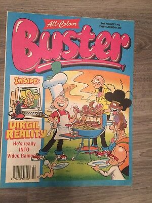 Buster Comic - 14th August 1993