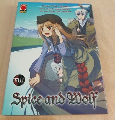 Spice And Wolf VIII (Volume 8)