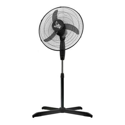 Ventilateur / Circulateur d'air sur pied Cyclone - 45cm / 55W (FL4502)
