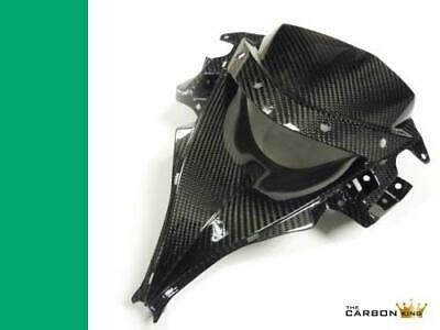 Kawasaki Zx6R Carbon Air Intake Duct 2009-12 In Twill Gloss Weave Fairing Fibre
