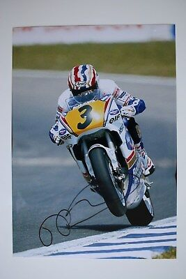 Mick Doohan 5 x  World Champion signed 20x30cm Foto Autogramm - Autograph IP