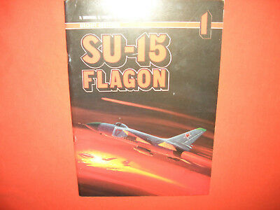 Aircraft Monograph 1, Sukhoi Su-15 FLAGON  AJ Press