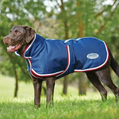 Weatherbeeta Parka 1200D New Waterproof Breathable Insulated Deluxe Dog Pet Coat