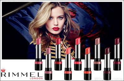 RIMMEL The Only 1 Lipstick. Various Colours