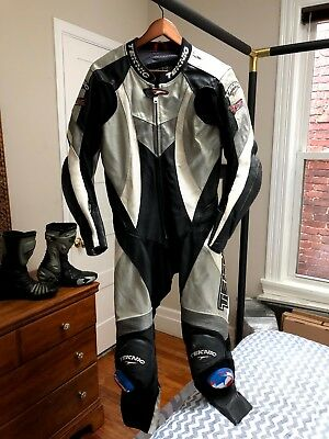 Teknic Leathers - One Piece Riding Suit Size 40