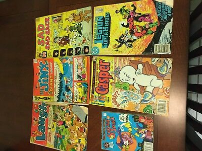 Mixed Lot of Old Comics---Hope Somebody Can Enjoy--Free Shipping