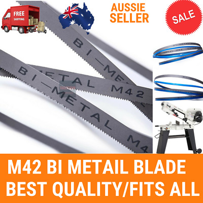 BI METAL BIMETAL BAND SAW BANDSAW BLADE 1638mm x13mm x 14 TPI FOR METAL CUTTING