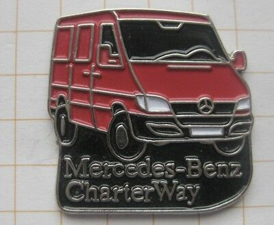 MERCEDES BENZ / CHARTER WAY  ................ Auto-Pin (151k)