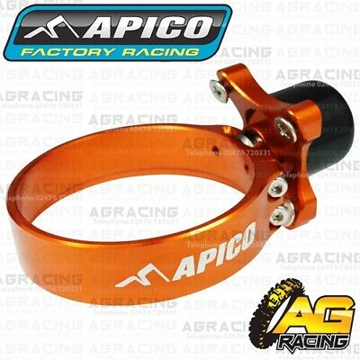 Apico Orange Launch Control Holeshot Device For Husqvarna FC 250 2018 Motocross