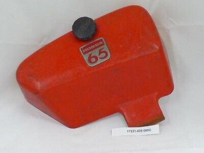 Honda Cover cleaner fits S65 1966