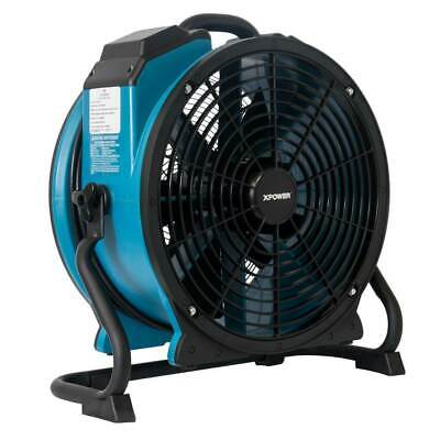 XPower FC-420 1/4-Hp 2.8-Amp 3,600-Cfm 5-Speed Pro Air Circulator Utility Fan