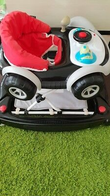Baby Child Coupe Walker Car Toddler