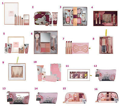 Ted Baker Collection Ladies Mens Gifts Sets Christmas Birthday Present New UK