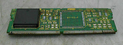 Fanuc Dram Daughter Board Module, # A20B-2901-0765 / 02A, Used, Warranty
