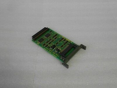Fanuc Memory Card Adapter, A20B-2000-0600/03A, Used, Warranty