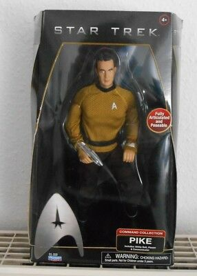 Star Trek Command Collection Figur - Pike, Playmates Toys, OVP