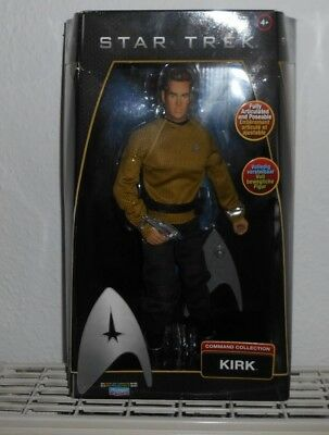 Star Trek Command Collection Figur - Kirk , Playmates Toys, OVP