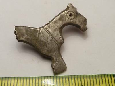 3350	Ancient Galic silver fibula,broken