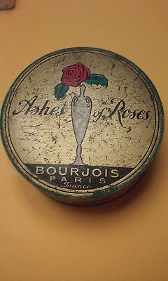 Boite à poudre Bourjois Ashes of Roses
