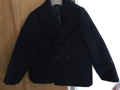 Boys Mothercare Smart Jacket, Coat, 18-24 Months, Worn Once