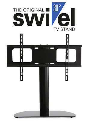Table Top Tv Stand Swivel Universal Replacement Tabletop Tv Base