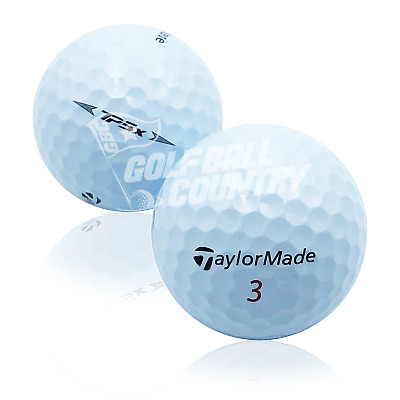 24 TaylorMade TP5x AAA (3A) Used Golf Balls - FREE Shipping