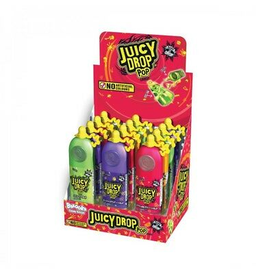 Juicy Drop Pop 26g x 12