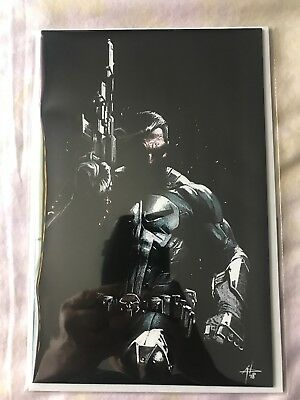 Punisher 1 V11 2018 Gabrielle Dell Otto Igc 2 Pack Virgin * Texted Variant Nm