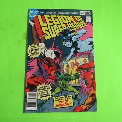 legion of Super-heroes #263  DC Comics Bronze Age (1980) C1958