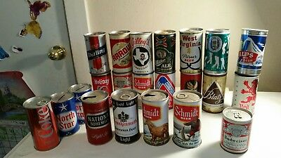 Beer Can Lot