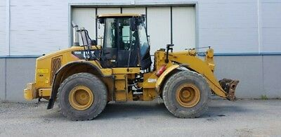 2010 Caterpillar 950H Wheel loader - 5199 Hours