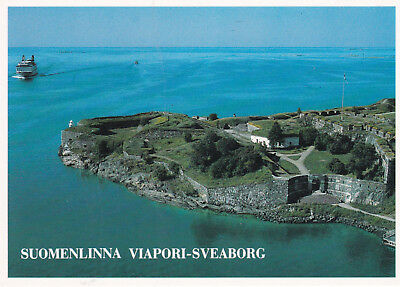 The Kings Gate Helsinki Finland Postcard Unused VGC
