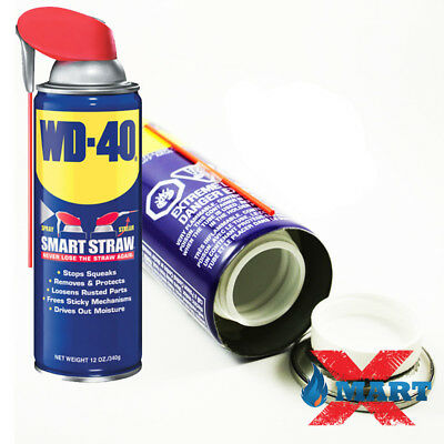 Large Wd 40 Brand New Hidden Lubricant Diversion Safe Home Herbal Stash Can-Wd40