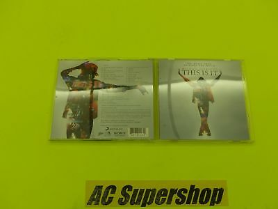 Michael Jackson this is it - 2 CD - CD Compact Disc