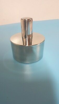 Lab 304 Stainless Steel ALCOHOL LAMP / BURNER 400ml Heavy Wall New