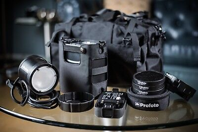 Profoto B2 250 AirTTL To-Go Kit with OCF grid set and Extra battery