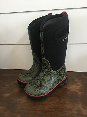🌿Toddler Boys Bog Boots Size 10 Perfect For Fall And Winter!🌿