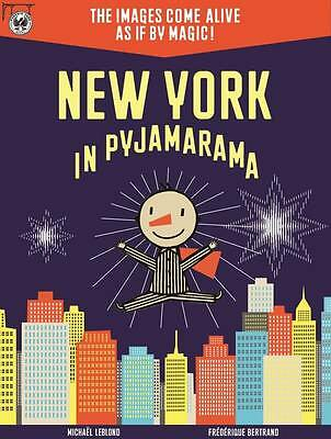 New York in Pyjamarama by Michael Leblond (Mixed media product, 2012)
