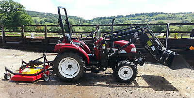 Knegt Compact Tractor 25Hp