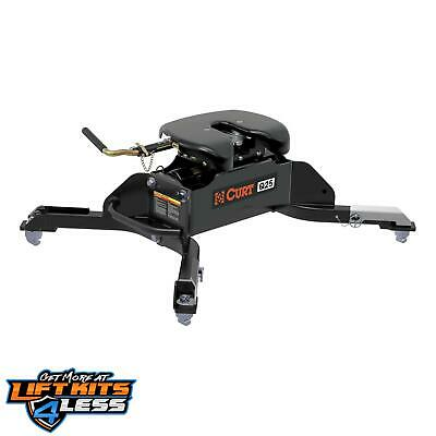 CURT 16049 Q25 5Th Wheel Hitch With Puck System Legs for 2013-2018 Ram 1500/2500