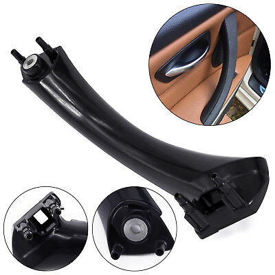 For BMW E90 3-Series Sedan Car SUV Inner Door Panel Handle Pull Trim Cover NEW