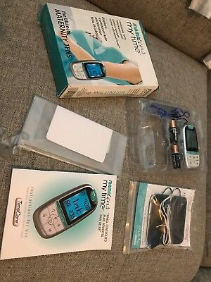 Mama Tens MY TIME  - maternity TENS machine  - labour pain relief
