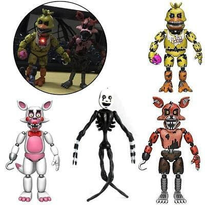 Five Nights At Freddy's FNAF Bear Model Doll Action Figures Kids Children Toy